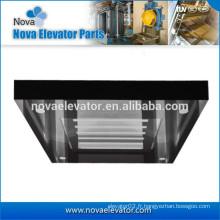 Ascenseur Beau plafond