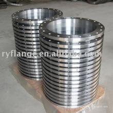 Bridas de tubo de acero de carbono