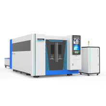 SENFENG  High Quality  CNC  Fiber Laser Cutting Machine With IPG 3000watt laser source SF3015H