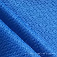 Polyester Diamond Embossed Effet Polyester Ripstop Tissu