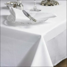 Linge de table 100% coton Jacquard Hotel