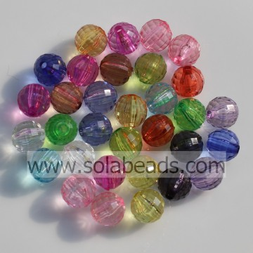 Top Sell 26MM Colorful Round Tiny beads