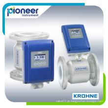 Medidor de fluxo krohne