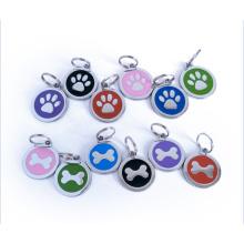 Tag do Tag do animal de estimação do aço inoxidável, Tag de cão personalizados & Tag do gato.