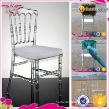 Plastic Chair SinoFur Napoleon Chair Hot Sale Wedding Chair