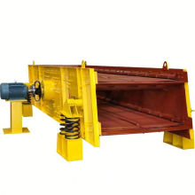 Electric linear sand vibrating screen for sale