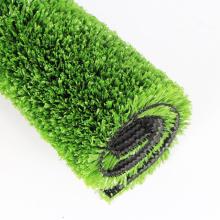 Dekorativer Erdfreundlicher 12mm pp. Grasrasen für die Landschaftsgestaltung des Dekors
