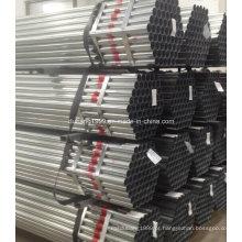 A tubulação de aço galvanizada / galvanizou o tubo de aço / galvanizou a canalização / Zn revestido-71