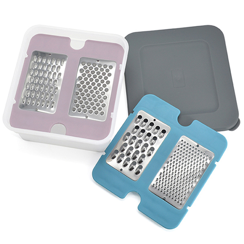 Grater with Storage Box