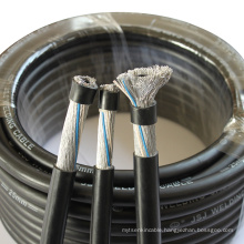 High temperature resistant wire Control line mig welding torch cable