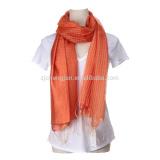 stock! 2016 new fashion lady blingbling scarf pink shawl wedding cocotail orange shining