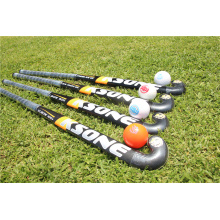 Partihandel Billiga Carbon Fiber Composite Field Hockey Stick