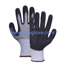 Nitrile Coated Cut Resistant Glove
