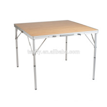 houseware high quality custom home furniture camping folding dining table For Outdoor