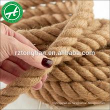 Cuerda de yute natural 4-38mm para la venta