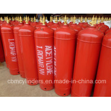 DOT Dissolved Acetylene Gas Cylinders (C2H2)
