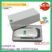 MSLPU35M Big Promotion Günstige Wireless Linear Sonde Ultraschall Maschine protable Scanner
