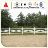 alibaba supply white color plastic garden fence