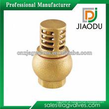 1 ou 2 ou 3 ou 4 polegadas China fabricante alta qualidade cw614n válvula de retenção de gás de latão para óleo