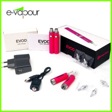 7 Colors Evod Starter Kit, Wholesale E Cigarette Evod