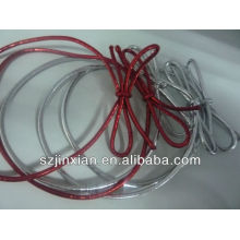 1-10MM Solid Silicone elastic cord/string