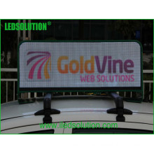 P5 Full Color Taxi Outdoor LED Display for Dynamic Advertising