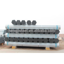 SCAFFOLDING PIPE /Galvanized steel pipes /HDG pipes/ GI pipes
