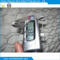 Гальванизированное Electro Шестиугольное Плетение Провода Сетки