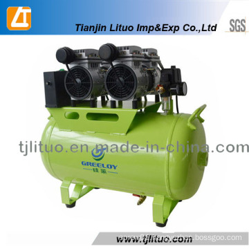 Low Voice Silent Dental Air Compressor with Capacity of 60L