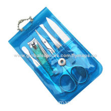 4 Pieces Manicure Set in PVC Bag, Nice and Popular Design