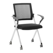 Chaise de bureau pliable compétitive pour bureau et conférence