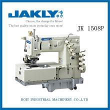 Hot nova produção flat-bed máquina dupla JK1508p