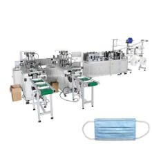 Automatic Line KN95 Face Mask Machine