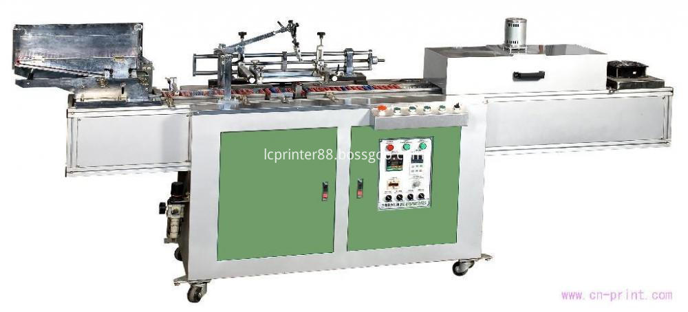 Penholder Uv Screen Printing Machine