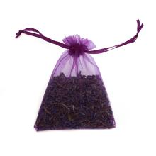 Moth protection lavender sachet lavender bag with organza bag packaging