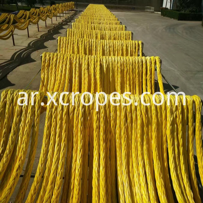 UHMWPE Rope Winch Rope