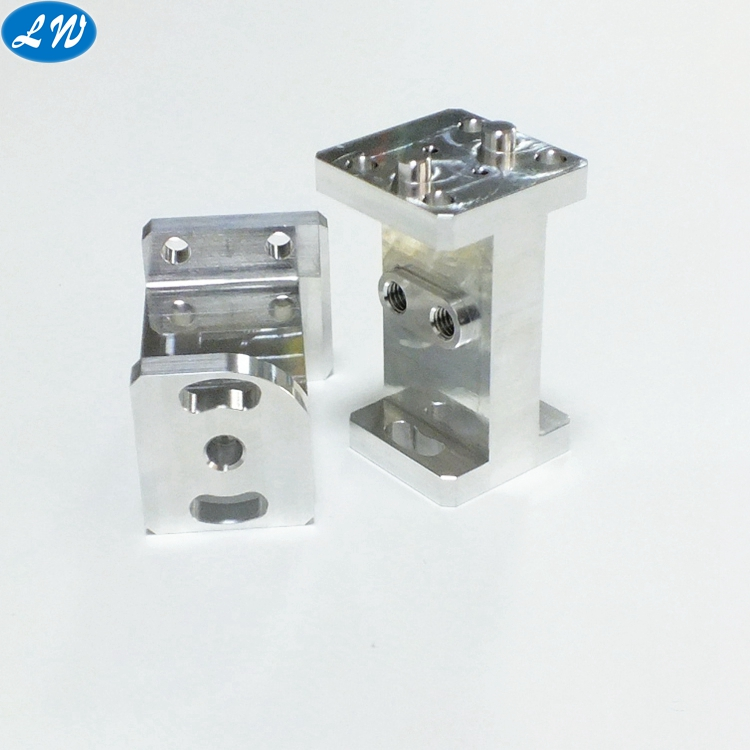 cnc machining manufacture aluminum mount