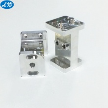 OEM aluminum anodized cnc machining machinery spare parts