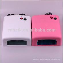 Lámpara UV de 36W LED, máquina de arte de uñas, secador de uñas