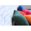 multi color cushion pillow, corduroy sofa cushion wholesale