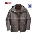3 in 1 Workwear warme Männer Pilot Jacke Winter Bomberjacke