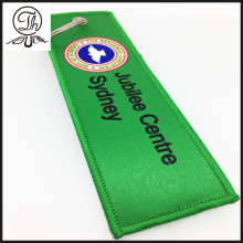 cloth tag woven label for garment