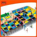 Mich Colorful Huge Trampoline for Amusement Park