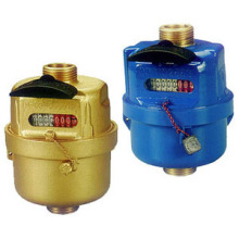 LXH-15  Volumetric Piston Type Water Meter