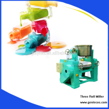 SG three roll mill machine for cosmetic material