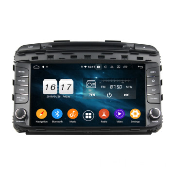 Android carplay head-unit voor SORENTO 2015