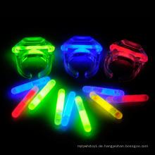 Individueller Folienbeutel Glow Ring für Mädchen