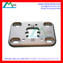 Aluminum Die Casting Base of Traffic Warning Sign