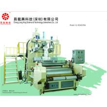 Máquina de película LLDPE de 1000mm de ancho