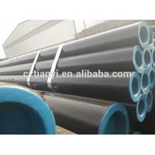 Tubo sem costura de aço carbono ASTM A53B